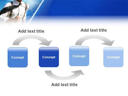 Business Opportunity PowerPoint Template, Slide 4, 02368, Global — PoweredTemplate.com