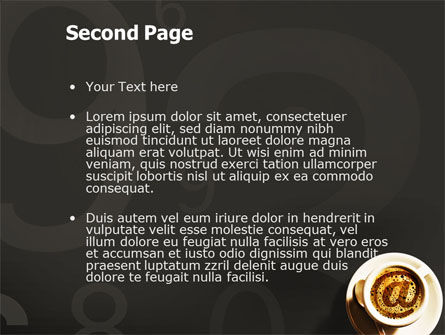 Internet Cafe PowerPoint Template, Slide 2, 02370, Technology and Science — PoweredTemplate.com