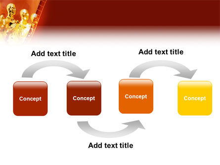 Movie Award PowerPoint Template Slide 4