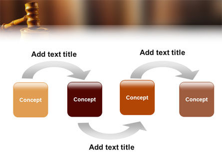 Juridical PowerPoint Template, Slide 4, 02373, Legal — PoweredTemplate.com