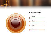 Juridical PowerPoint Template#9