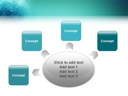 World Business Review PowerPoint Template Slide 7