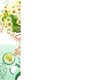 Flower Gift PowerPoint Template, Slide 3, 02393, Holiday/Special Occasion — PoweredTemplate.com