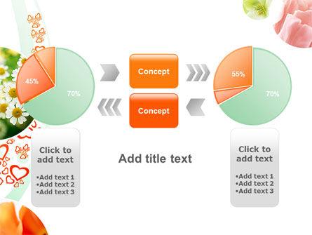 Flower Gift PowerPoint Template Slide 11
