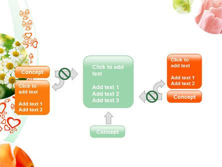 Flower Gift PowerPoint Template Slide 13