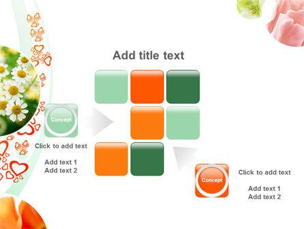 Flower Gift PowerPoint Template Slide 16