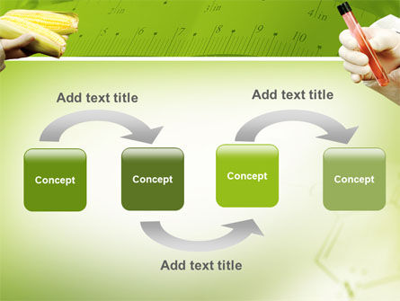 Agronomy and Genetics PowerPoint Template, Slide 4, 02394, Technology and Science — PoweredTemplate.com