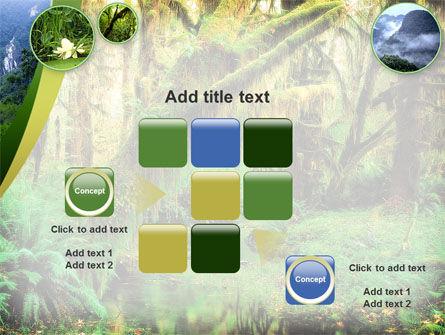 Rainforest PowerPoint Template Slide 16