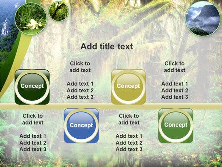 Rainforest PowerPoint Template Slide 19