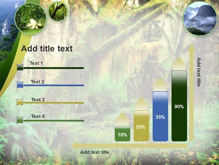 Rainforest PowerPoint Template Slide 8