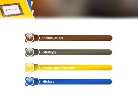 School Teaching PowerPoint Template, Slide 3, 02401, Education & Training — PoweredTemplate.com