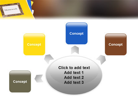School Teaching PowerPoint Template Slide 7