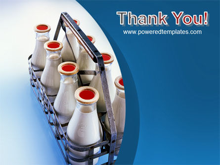 Milk Delivery PowerPoint Template Slide 20