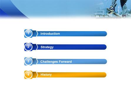 Skateboarding PowerPoint Template Slide 3