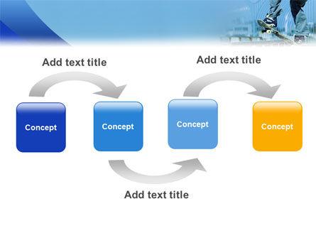 Skateboarding PowerPoint Template Slide 4