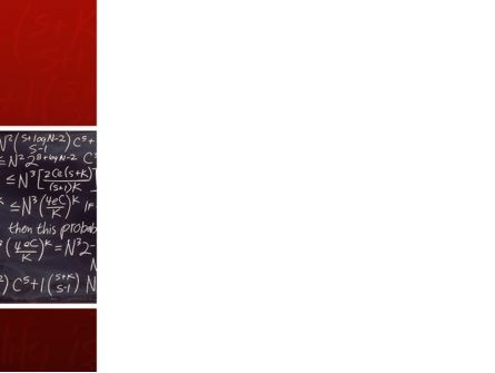 Algebraic Formulas PowerPoint Template, Slide 3, 02406, Education & Training — PoweredTemplate.com