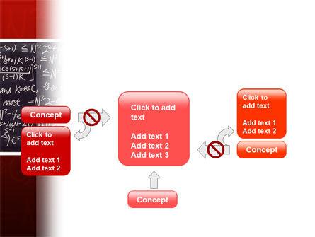 Algebraic Formulas PowerPoint Template Slide 13