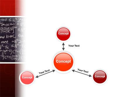 Algebraic Formulas PowerPoint Template Slide 14