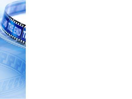 Film PowerPoint Template, Slide 3, 02408, Art & Entertainment — PoweredTemplate.com