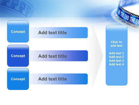 Film PowerPoint Template Slide 12