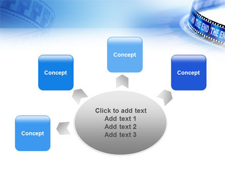Film PowerPoint Template Slide 7