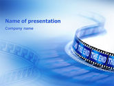 Art & Entertainment: Film PowerPoint Template #02408