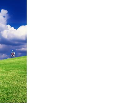 Archery PowerPoint Template, Slide 3, 02411, Sports — PoweredTemplate.com