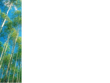Forest PowerPoint Template, Slide 3, 02415, Nature & Environment — PoweredTemplate.com