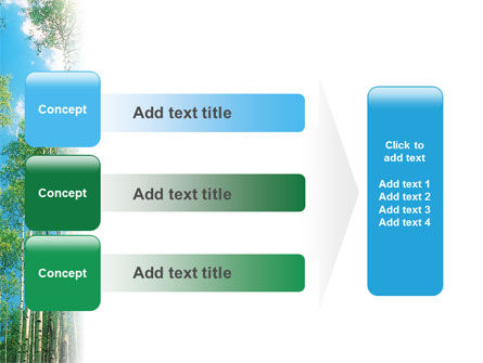 Forest PowerPoint Template Slide 12