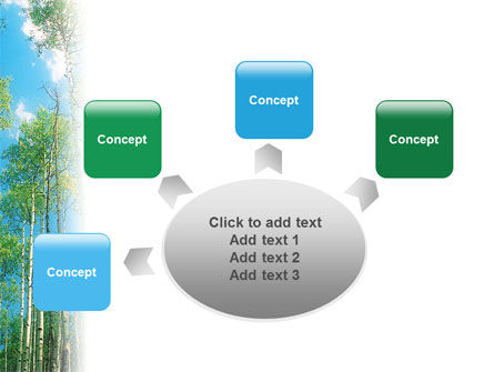 Forest PowerPoint Template Slide 7