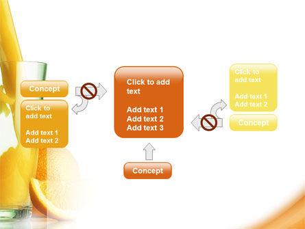 Orange Juice PowerPoint Template Slide 13