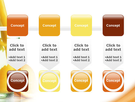 Orange Juice PowerPoint Template Slide 18