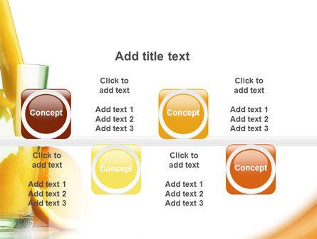Orange Juice PowerPoint Template Slide 19