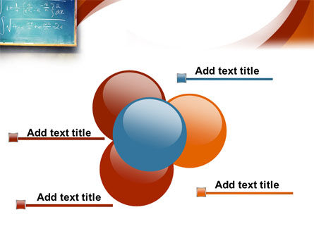 Math PowerPoint Template Slide 10