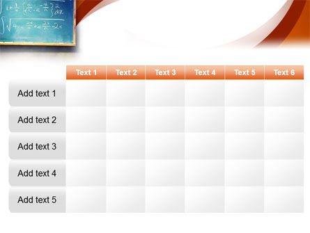 Math PowerPoint Template Slide 15