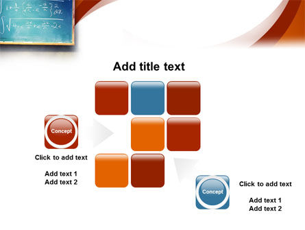 Math PowerPoint Template Slide 16