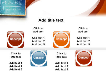 Math PowerPoint Template Slide 19