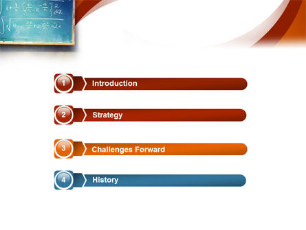 Math PowerPoint Template Slide 3