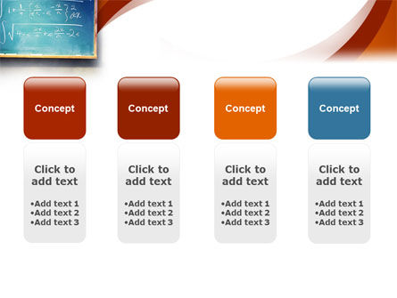 Math PowerPoint Template Slide 5