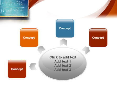 Math PowerPoint Template Slide 7