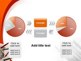 Colored Crayons PowerPoint Template#11