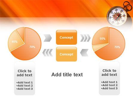 Pocket Compass PowerPoint Template Slide 11