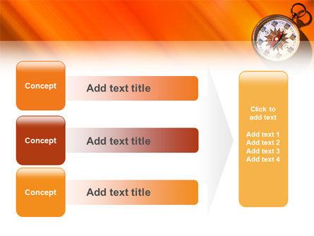 Pocket Compass PowerPoint Template Slide 12
