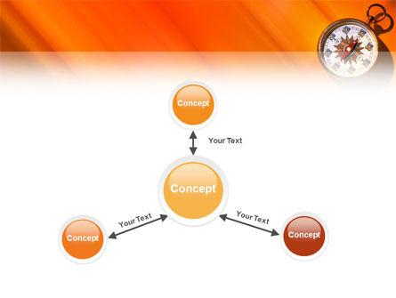 Pocket Compass PowerPoint Template Slide 14