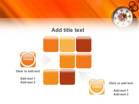 Pocket Compass PowerPoint Template Slide 16
