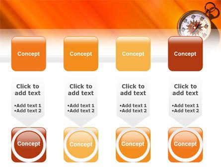 Pocket Compass PowerPoint Template Slide 18