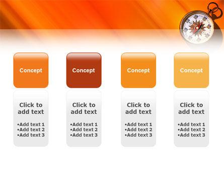 Pocket Compass PowerPoint Template Slide 5