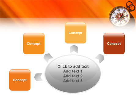 Pocket Compass PowerPoint Template Slide 7