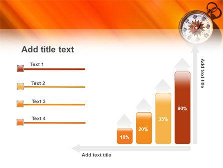 Pocket Compass PowerPoint Template Slide 8