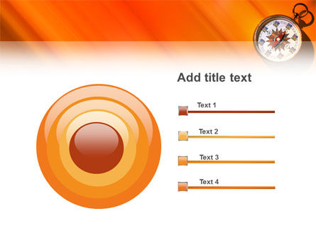 Pocket Compass PowerPoint Template Slide 9